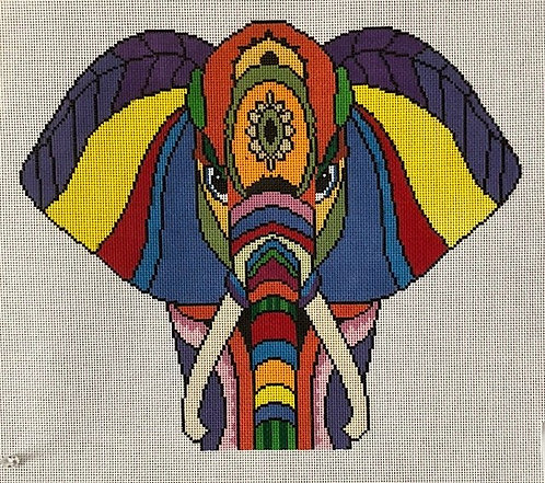 ASIT 225 Colorful Elephant
