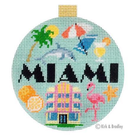 KB 1445 Miami Round