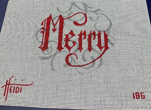 Heidi 186 Merry
