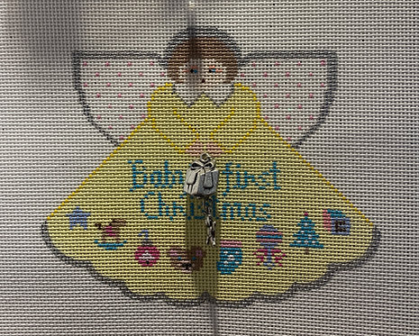Painted Pony Designs First Christmas Angel 996DM