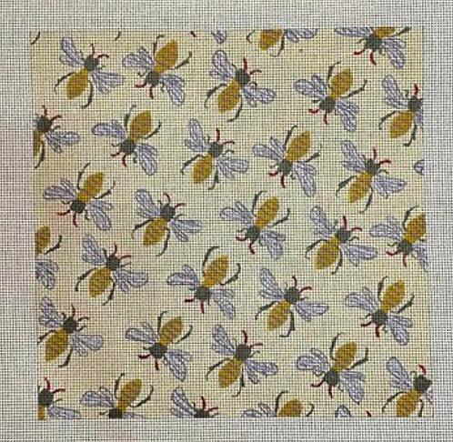 Lizzie Clark 13 mesh Bees