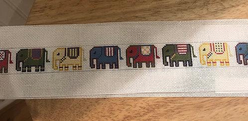 Meredith Collection Elephant belt 114