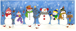 C-565 Meredith Collection Snow Play