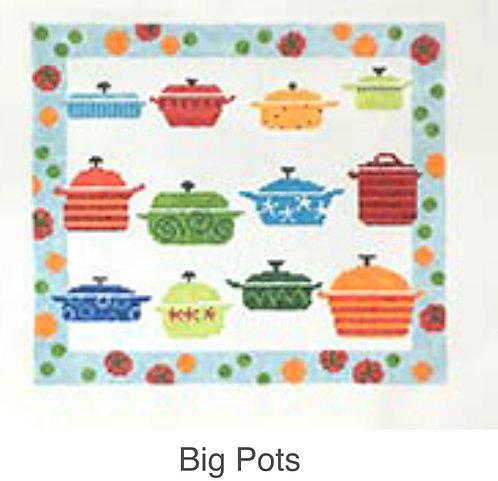 P-D-023 Big Pots