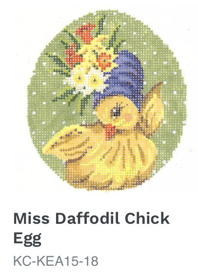 Kelly Clark Miss Daffodil Chick