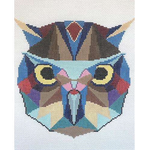 Hello Tess PP39 Watchful Owl