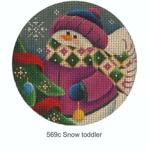 Rebecca Wood 569c Snow Toddler