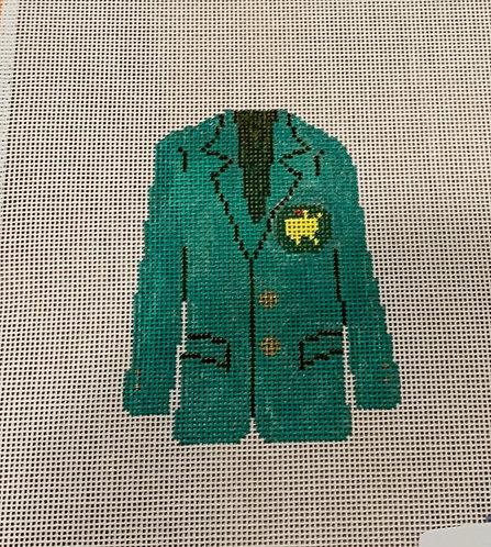 Jessica Tongel Augusta Green Jacket