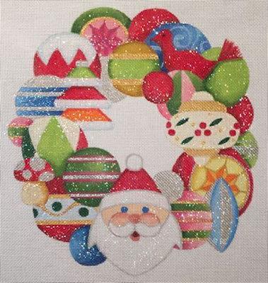 Raymond Crawford  HO1362 Christmas Wreath