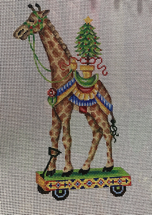 Heidi 143 Christmas Giraffe