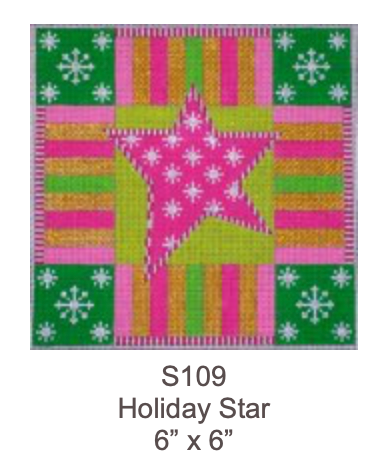 Eye Candy S109 Holiday Star