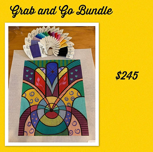 Grab and Go Hamsa Bundle