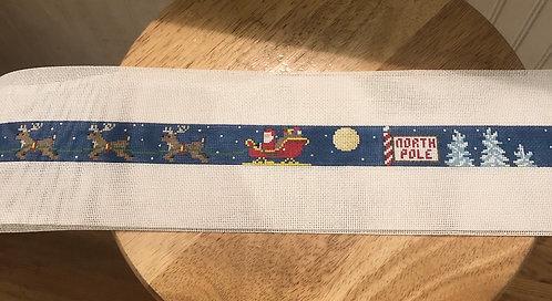 Susan Roberts Christmas Belt 346