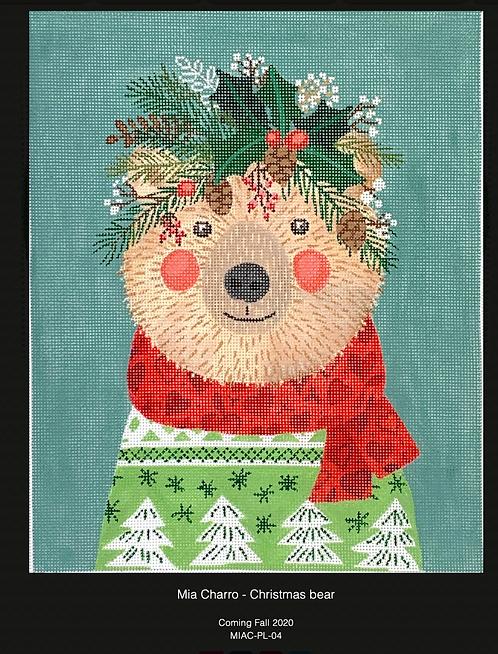 Kate Dickerson Christmas Bear