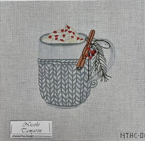 Nichole Tamarin White Cup NTHC06