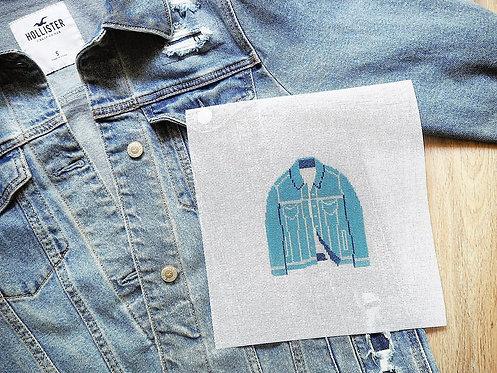 Audrey Wu Denim Jacket