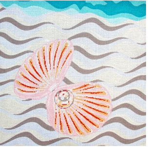 C-439c Meredith Collection Sandy Shell