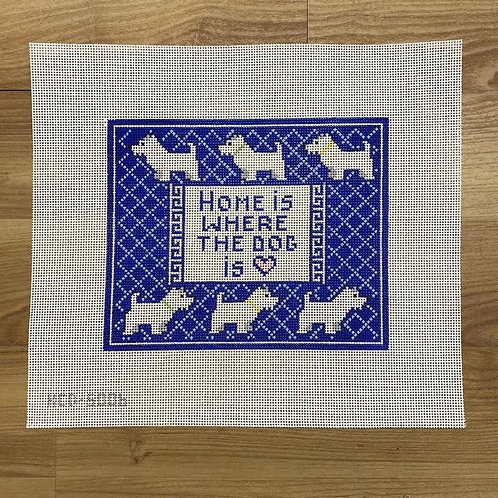 SCT Designs Home is Where the Dog Is