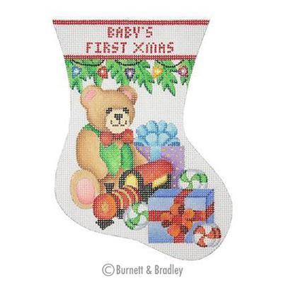 Burnett and Bradley BB0307 Baby's First Xmas