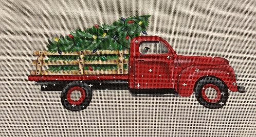 Danielle Murray DMHC01 Holiday Truck