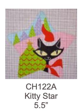 Eye Candy CH122A Kitty Star