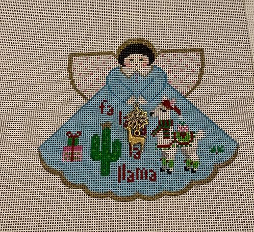 Fa La La La Llama Angel 996KR