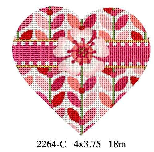 Melissa Shirley 2264-C Vine Heart
