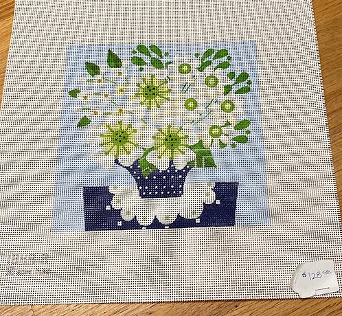 Melissa Shirley 1849A Floral