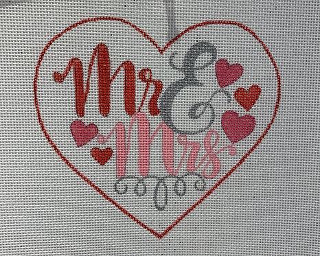 APGPN WE-04 Mr. & Mrs. Heart