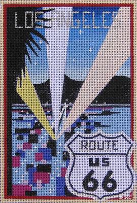 copy of Raymond Crawford RT106 Los Angeles 66