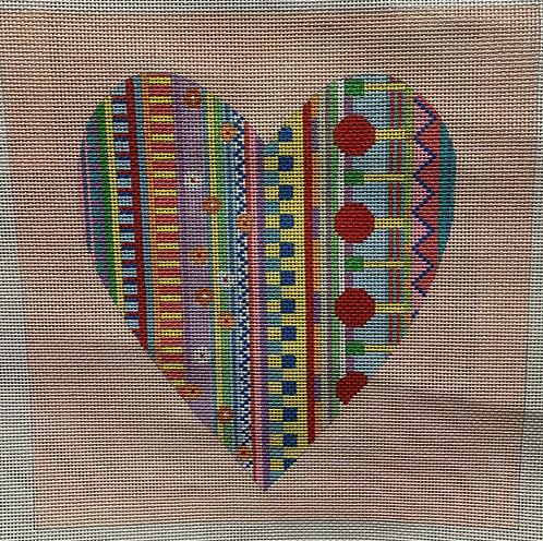 Penny Macleod Heart 1066