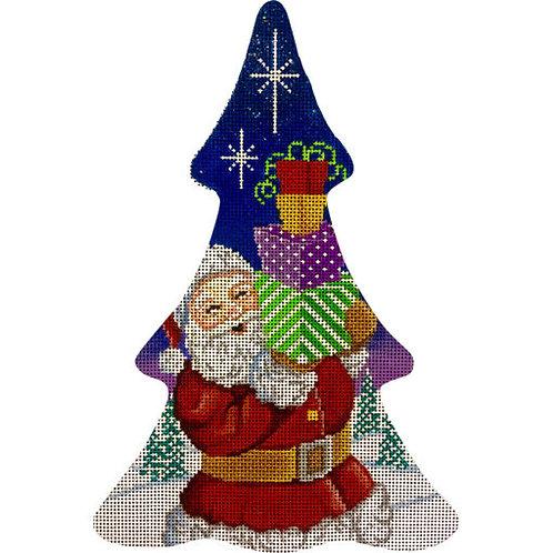 AP 4179 Santa Claus Tree
