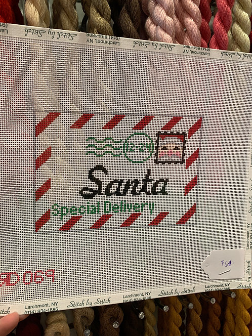 Rachel Donley Small Santa Special Delivery Letter