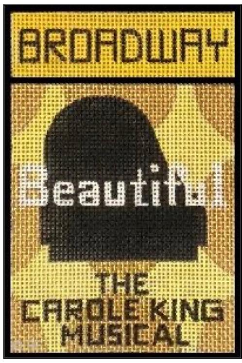 Raymond Crawford Playbill -Beautiful