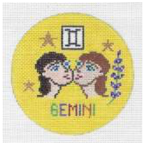 Doolittle Gemini Round - 18 mesh
