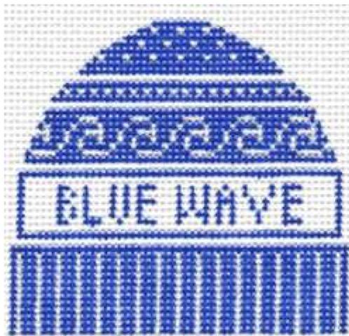 Doolittle Hat - 13 mesh Blue Wave