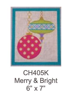 Eye Candy CH405K Merry & Bright