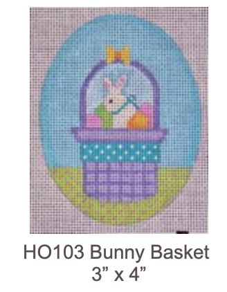 Eye Candy HO103 Bunny In Basket