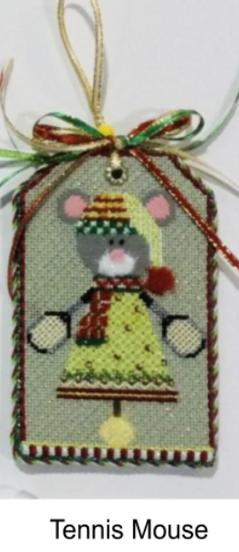 Sew Much Fun Tennis Mouse