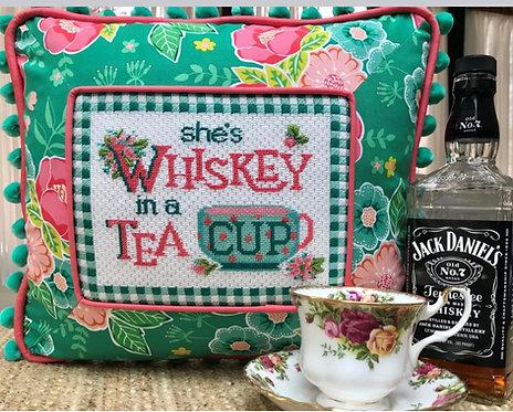 Kirkland Design W-100 Whiskey in a TeaCup