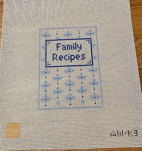 Audrey Wu Family Recipes 13mesh Blue