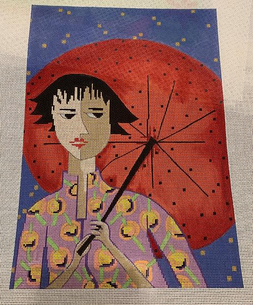 Red Umbrella PM 433