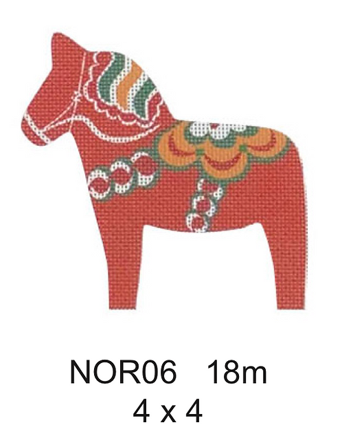 Pepperberry Dala Horse NOR 06