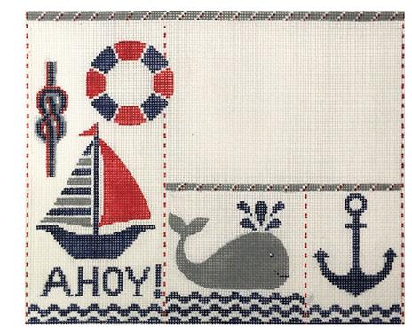 AP3702 Ahoy Birth Announcement