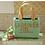 Thumbnail: Poppy's Needlepoint Laduree Bag