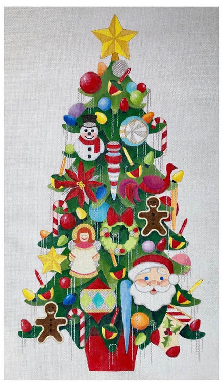 Raymond Crawford Christmas Tree 13 mesh