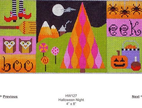 Eye Candy HW127 Halloween Night Collage