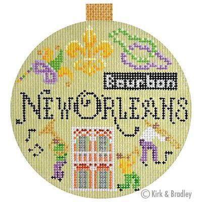 KB 1280 New Orleans Round