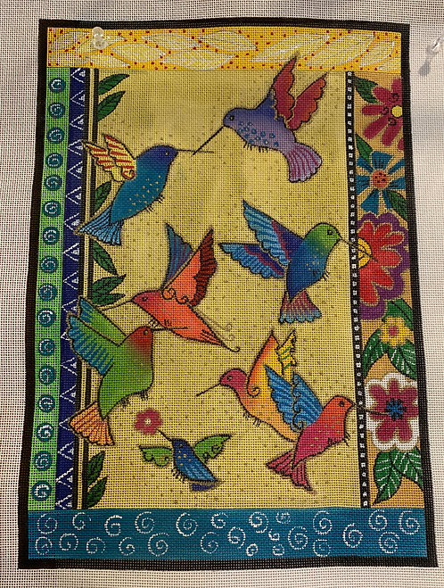 Danji Laurel Burch LB-61 Birds