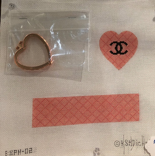 Kate Dickerson Chanel Hinged Box